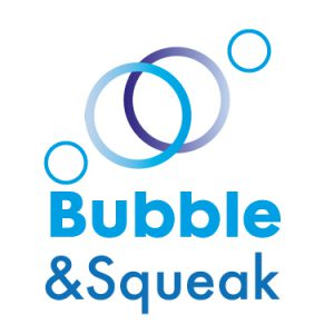 Bubble and Squeak carpet & upholstery cleaning ltd logo
