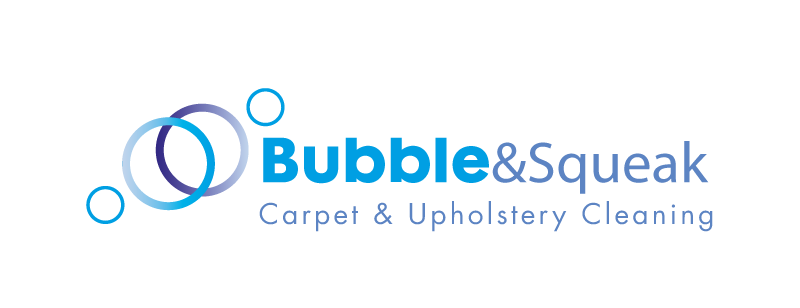 Bubble & Squeak Carpet & Upholstery cleaning banner
