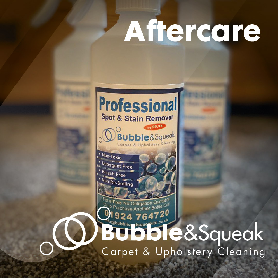 Bubble & Squeak offers aftercare products image